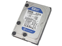 Western Digital WD5000AAKB IDE ATA/100 Hard Drive