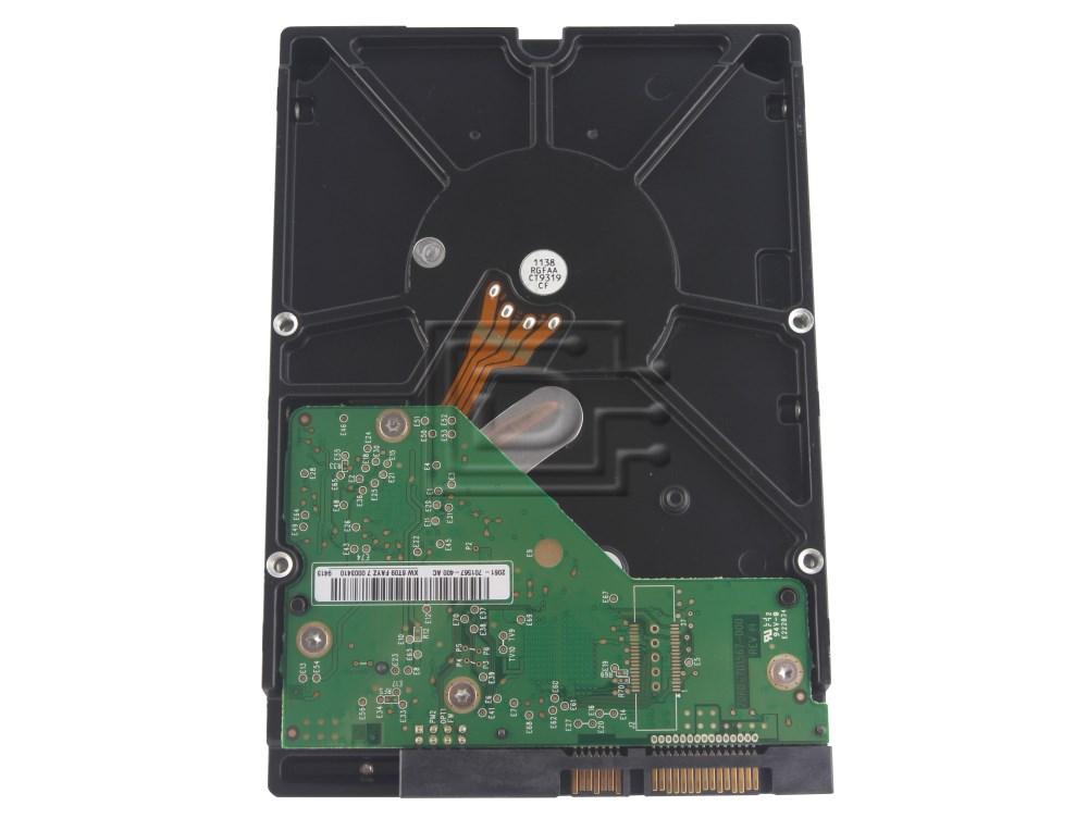 Western Digital WD7502ABYS 0G631F G631F WD7502ABYS-18A6B0 MY-0G631F-12555-94O-0199-A00 SATA Hard Drive image 2