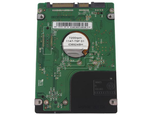 """Western Digital WD800BJKT F314G 0F314G SATA Hard Drive 2.5"""" 320GB 7.2K 72000 RPM image 2"""