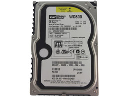 Western Digital WD800GD 0X9280 X9280 Raptor SATA Hard Drive