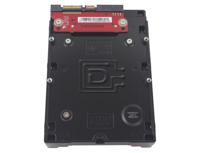 Western Digital WD800HLFS 0N961M N961M 0F615H F615H VelociRaptor SATA Hard Drive image 2