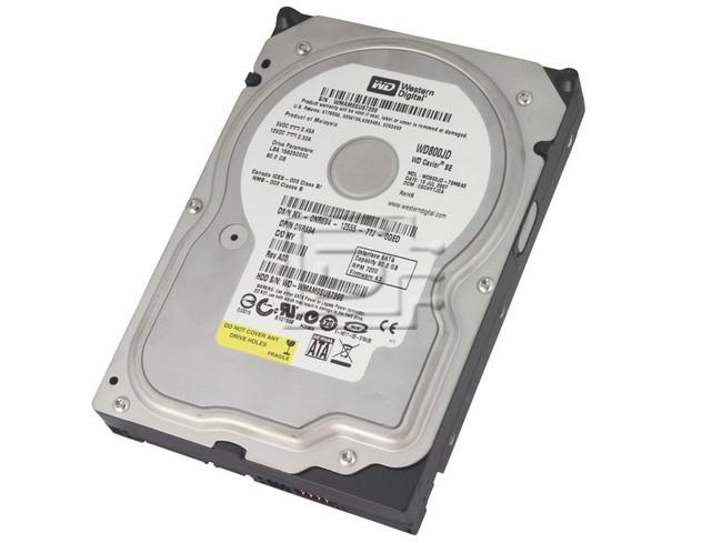 Western Digital WD800JD SATA Hard Drive image 1