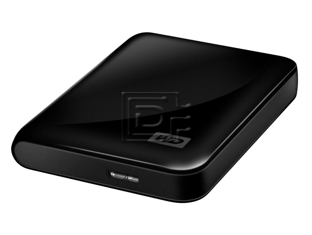 Western Digital WDBACX0010BBK WDBACX0010BBK-NESN SATA Hard Drive image 2