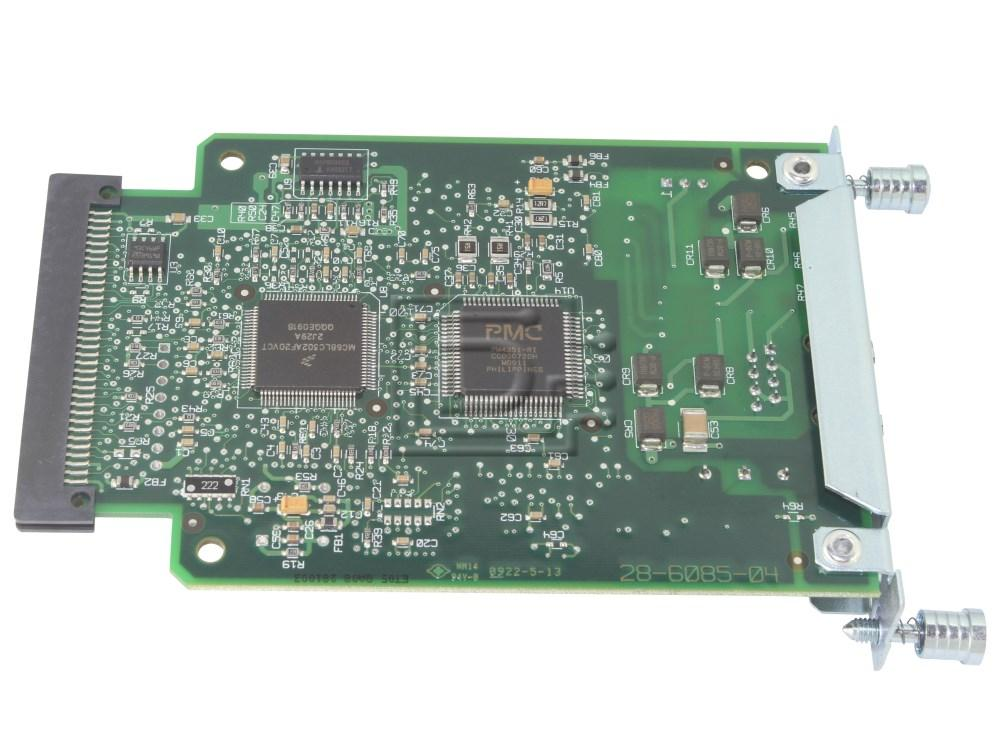 CISCO WIC-1DSU-T1-V2 Cisco T1 CSU/DSU Line Card image 2