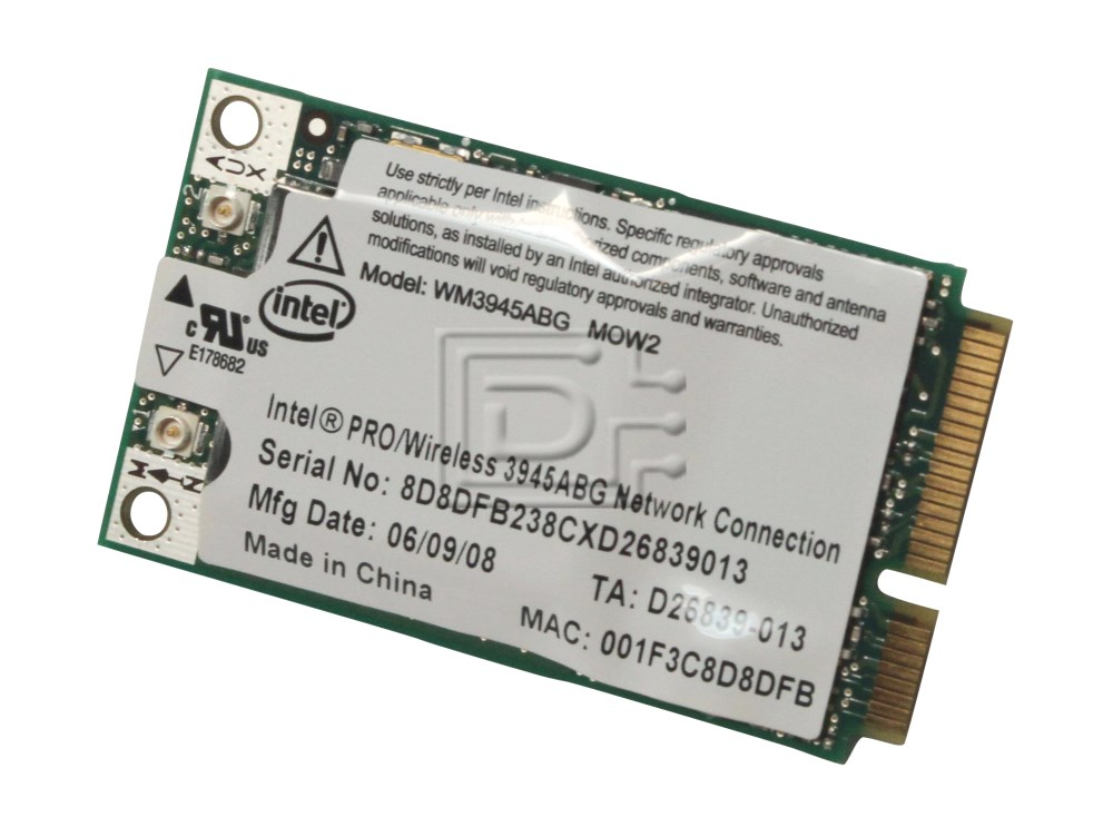 Intel 3945abg Driver Xp Download