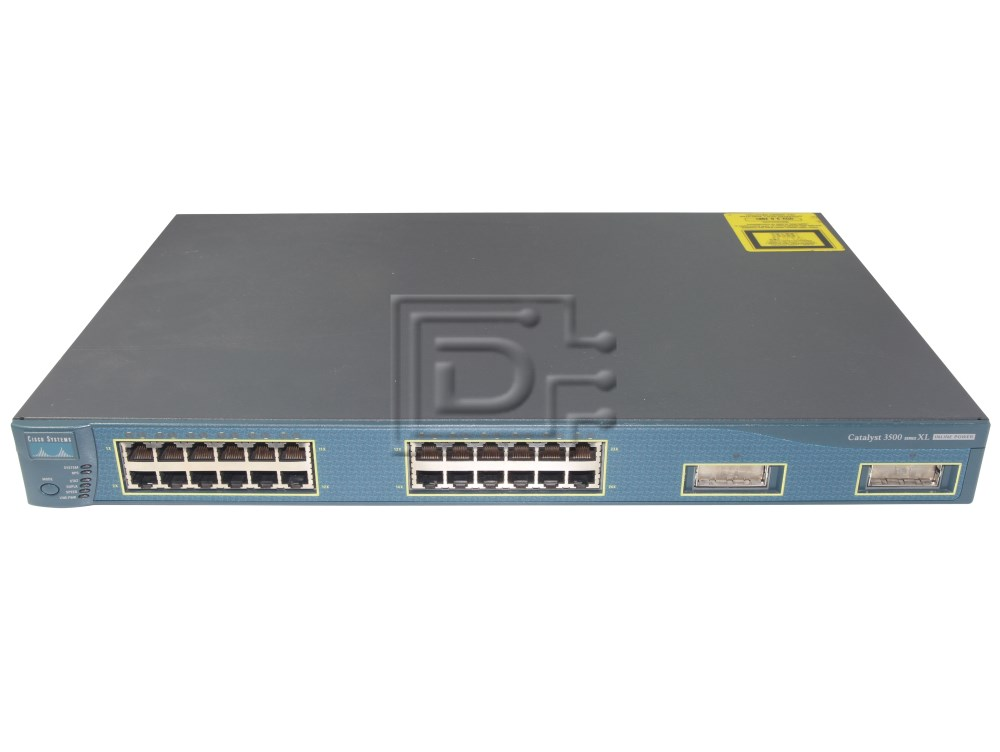 CISCO WS-C3524-PWR-XL-EN-UP Cisco Switch image 1