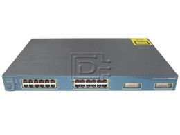 CISCO WS-C3524-PWR-XL-EN-UP Cisco Switch