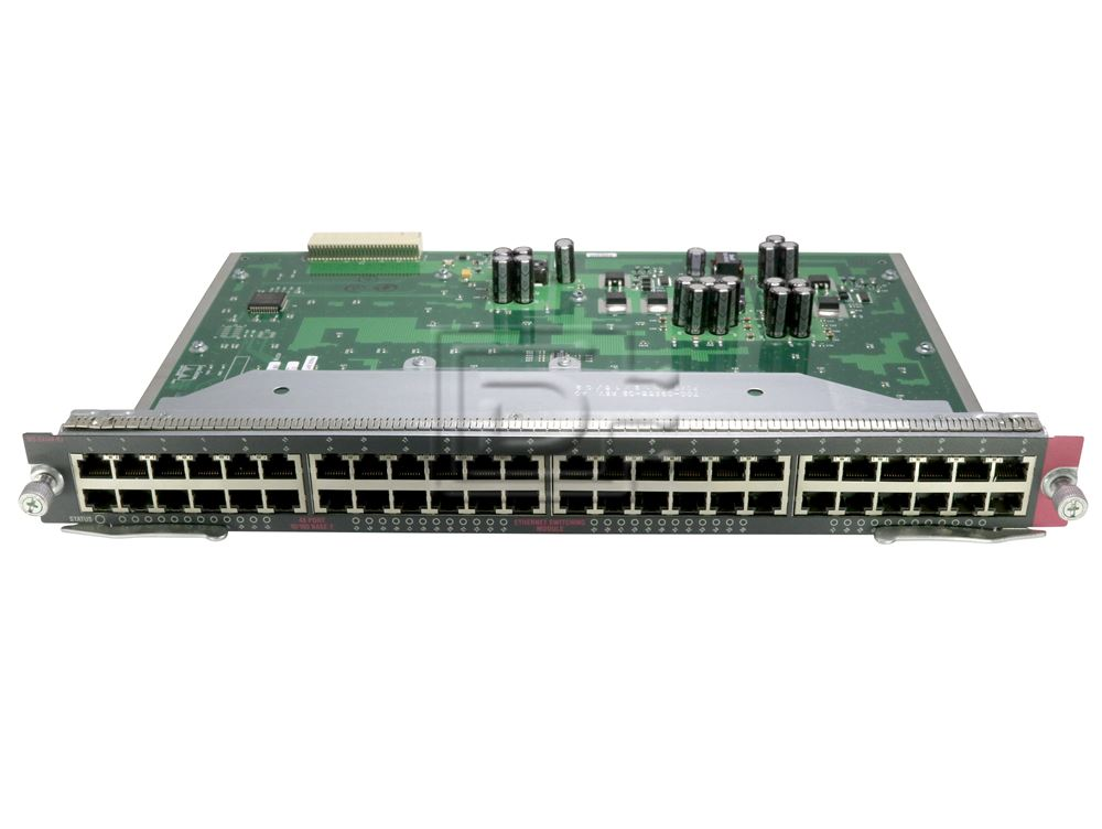 CISCO WS-X4148-RJ45V Cisco Catalyst 4006 4506 Line Cards image