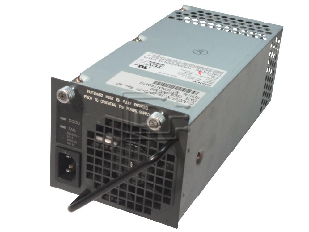CISCO WS-X4608 Power Supply PSU for WS-P4603 Shelf image 1
