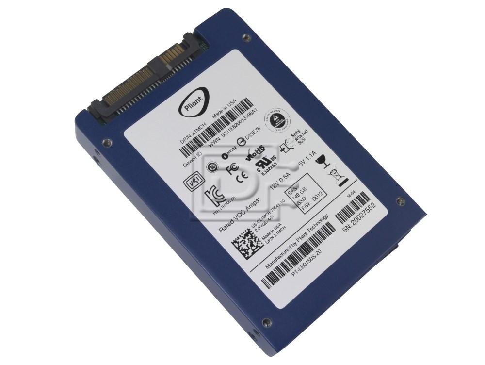 Dell X1MCH 0X1MCH 6T92M 06T92M PT-LB-0150S-00 PT-LB-0150S-20 149GB SAS SSD Drive image 3