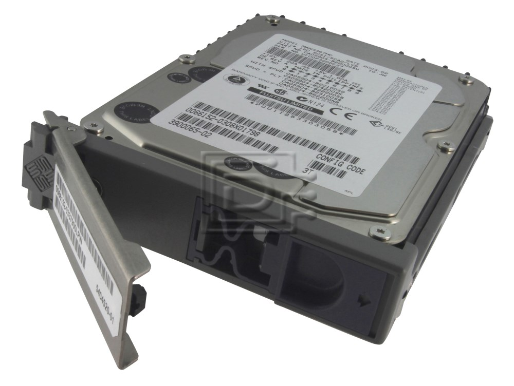 SUN MICROSYSTEMS X5243A SCSI hard drive image 3