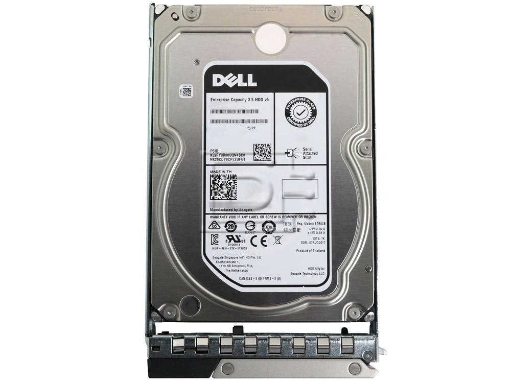 Dell 400-AXZJ 67YT7 SATA Hard Drive Kit X7K8W image 1