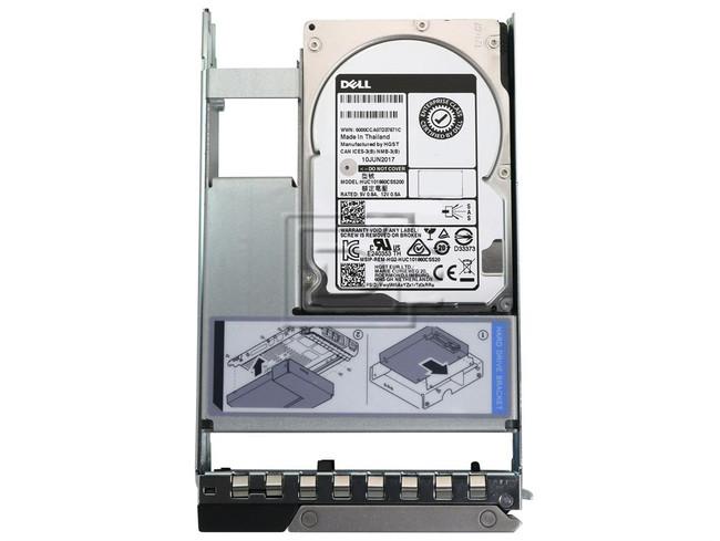 Dell 400-AVHC M21K6 0M21K6 SAS Hybrid Hard Drive Kit X7K8W / Y004G image 1