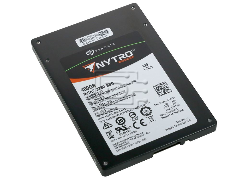 Seagate XS400ME10003 XS400LE10003 SAS Solid State Drive image 1