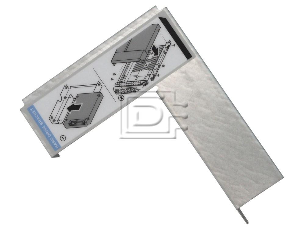 Dell Y004G 0Y004G N6RRK 0N6RRK 09W8C4 9W8C4 WWGPK CN-ON6RRK-42940-017-00AX-A00 CN-0Y004G-42940-99N-00P7-A00 F236H 0F236H mounting bracket adapter image 2