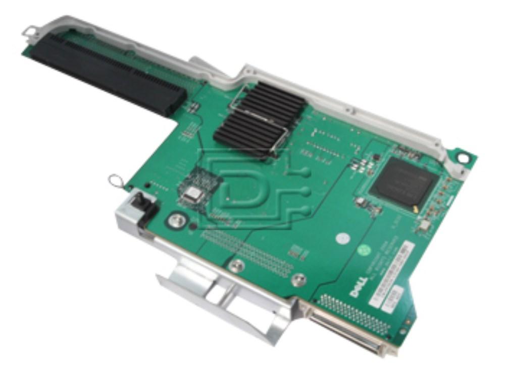 Dell Y3939 Dell PE 1850 Riser Card image 2