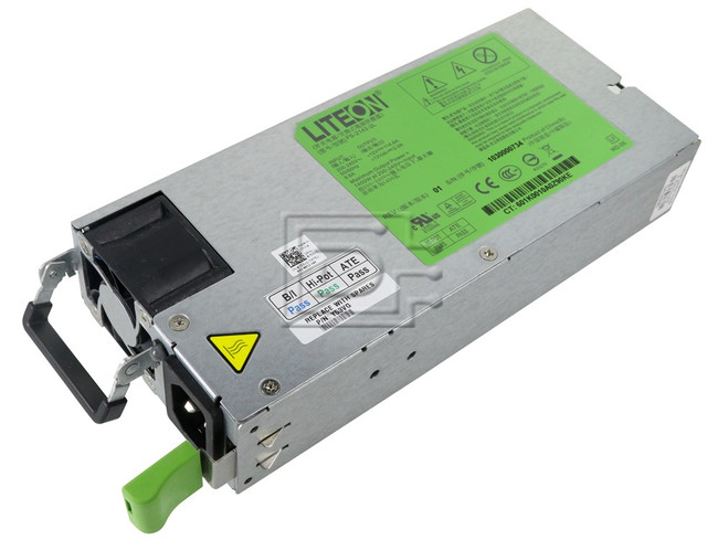 Dell Y53VG 0Y53VG PS-2142-2L RN0HH 0RN0HH D1200E-S1 DPS-1200MB-1 0XJ3GP Dell Power Supply image 1