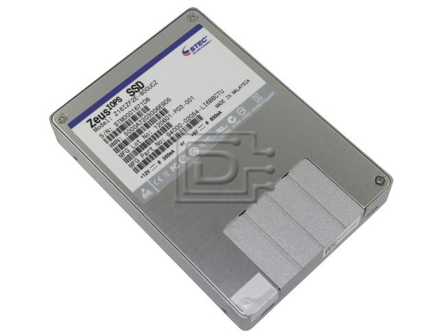 sTec Z16IZF2E-800UCZ sTec 800GB SAS SSD Drive image 2